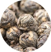 Darjeeling Organic Green tea Moon-drop ball