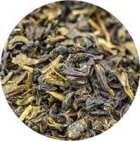 Darjeeling Organic Hand rolled Green tea