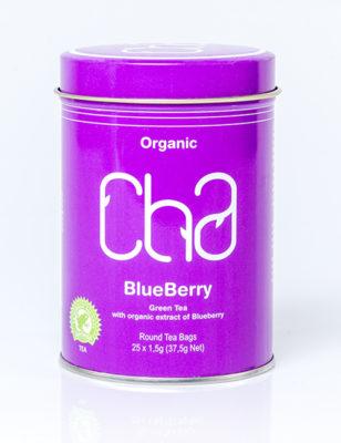 Cha Blueberry
