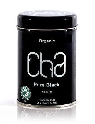 Cha Pure Black